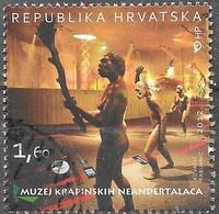 Croatie - Y&T N° 985 - Oblitéré - Croatie