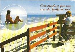 CPM - PIN UP - Femme Dénudée Au Bord De La Mer - Edition Artaud - Pin-Ups