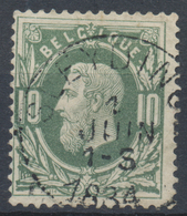 Nr. 30 : Sleydinge - 1869-1883 Leopold II