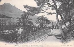 Afrique > Algérie > ORAN Un Coin De La Promenade De L'Etang (A) (Cpa DOS SIMPLE- Editions ND Phot 97) *PRIX FIXE - Oran