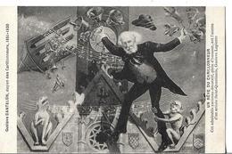 CPA  De  SAINT-QUENTIN (02)  -   Gustave CANTELON, Doyen Des Carillonneurs De  1851-1930      //  TBE - Saint Quentin