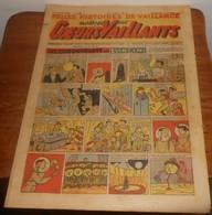 Coeurs Vaillants. N°40. Dimanche 5 Octobre 1947. - Newspapers