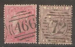 Grande Bretagne -  Victoria (1854 ) N°10 /10A / - 1840-1901 (Victoria)