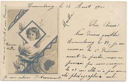 LUXEMBOURG - La Princesse Hilda - Koninklijke Familie
