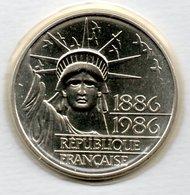 Liberté  -  100 Francs 1986  -  état FDC  - Scellée - Francia