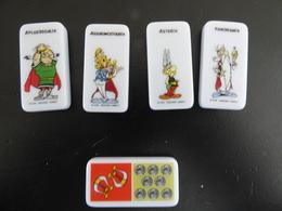 Lot De 5 Fèves Astérix - Strips