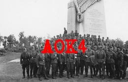 KEMMEL Kemmelberg 1940 Duitse Bezetting Wehrmacht Monument 1918 Flandern Heuvelland - Guerre, Militaire