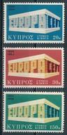 °°° CIPRO CYPRUS - Y&T N°311/13 - 1969 MNH °°° - Cipro (Repubblica)