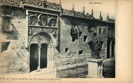 SALAMANCA VISTA GENERAL DE LAS ESCUELAS MENORES - Salamanca