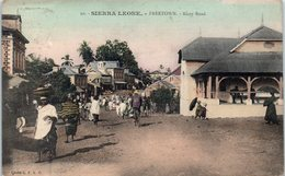 AFRIQUE SIERRA LEONE --  Freetown - Sierra Leone