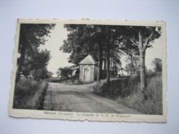 MIRWART : La Chapelle De ND De Walcourt - België