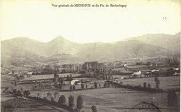 Carte Postale Ancienne De MENDIVE - Autres Communes