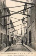 D13  SALON  La Rue Coutellerie   ......... Tremblement De Terre Du 11 Juin 1909 - Salon De Provence