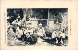 ASIE - IRAN --souvenir De L'Exposition Universelle  De 1900 - Bazar Persan à Kirman - Iran