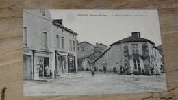 VASLES : La Grande Place, Coté Ouest …... … PHI.......2540 - Other Municipalities