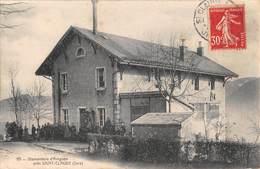 39  -  CPA   Diamenterie D'Avignon - France