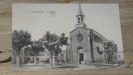 REDESSAN :l'église …... … PHI.......2541 - France