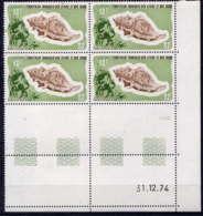 AFARS - 394CD** - COQUILLAGES - Afars Et Issas (1967-1977)