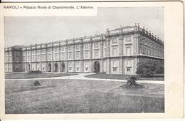NAPOLI - Plazzo Reale Di Capodimonte L'Esterno - Napoli (Naples)