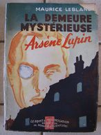 La Demeure Mystérieuse - Maurice Leblanc - Livres, BD, Revues