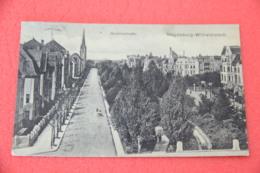 Sachsen Anhalt Magdeburg Wilhelmstadt Goethenstrasse 1927 - Germania
