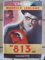 """813"" - Maurice Leblanc - Books, Magazines, Comics"
