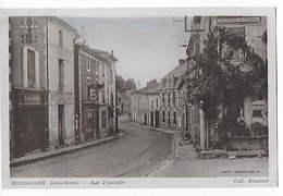 79 - SECONDIGNY   - Rue Principale    BA - Secondigny