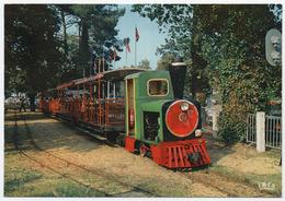 17 ÎLE D'OLERON - 170 - Edts Théojac - Le Petit Train Touristique De Saint-Trojan. - Ile D'Oléron