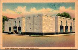 Wisconsin Grand Rapids Public Museum Curteich - Museum