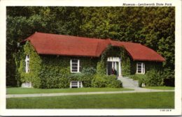 New York Letchworth State Park Museum 1946 - Museum