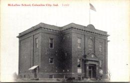 Indiana Columbia McLallen School - Schools