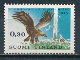 °°° FINLAND - Y&T N°633 - 1970 MNH °°° - Nuovi