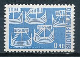 °°° FINLAND - Y&T N°620 - 1969 MNH °°° - Nuovi