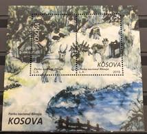 Kosovo, 2019, Mi: Block 49 (MNH) - Animalez De Caza