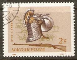 Hungary  1964  SG  2041  Great Bustard  Fine Used - Oblitérés