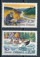 °°° FINLAND - Y&T N°886/87 - 1983 MNH °°° - Nuovi