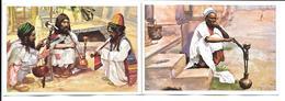 BR39 - IMAGES CIGARETTES REEMTSMA - MANIERES DEFUMER - INDE - PERSE IRAN - Cigarettes