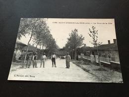 1033 - SAINT ETIENNE DU BOIS Le Haut De La Cote - 1925 - France
