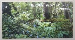 2011 Jersey. Forests. Presentation Pack. MNH - Jersey