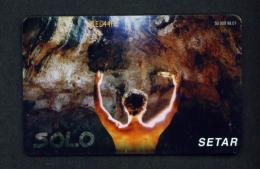 ARUBA - Chip Phonecard As Scan - Aruba