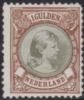 Nederland     .    NVPH     .  46 ( 2 Scans )    .    **   .     Postfris   .  /   .   MNH - Ongebruikt