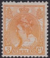 Nederland     .    NVPH     .  56 ( 2 Scans )    .    **   .     Postfris   .  /   .   MNH - Ongebruikt