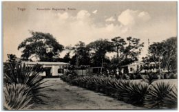 TOGO - Kaiserliche Regierung, Tsevie - Togo