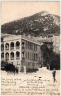 GIBRALTAR - Military Hospital - Gibraltar