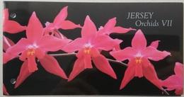 2011 Jersey. Orchids (VII) . Presentation Pack. MNH - Jersey