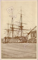 Portsmouth (Royaume-Uni) - Nelson Flagship ''The Victory'' - Portsmouth