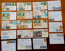 Argentina - Ensemble De 19 Enveloppes D'Argentine - Thèmes Divers - Timbres Divers - Lettres & Documents