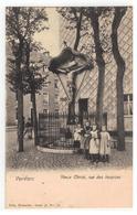 Verviers  Vieux Christ,rue Des Hospices 1905 - Verviers