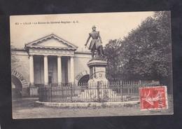 CPA - 59 - LILLE - LA STATUE DU GENERAL NEGRIER - Lille
