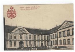 Seraing - Société John Cockerill - Cour Du Château Cockerill 1924 - Seraing
